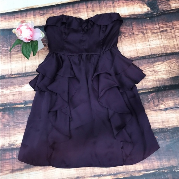 American Eagle Outfitters Dresses & Skirts - $10 SALE❣️American Eagle Ruffle Strapless Dress